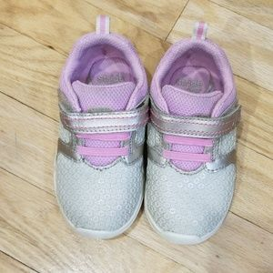 Stride Rite Carter sneakers shoes 7W